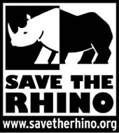 Save the Rhino Logo