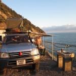 Camping near Cinque Terre