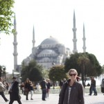 Jules and Blue Mosque