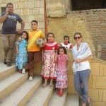Coptic Cairo Thumbs Up Friends