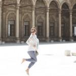 Jules Barefoot in Cairo