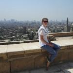 Jules in Cairo