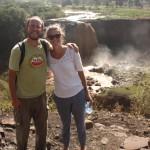 Blue (Brown) Nile Falls