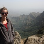 Jules at Simien