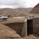 Sturdy Ethiopian Bridge - eiyeee