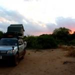 Tsavo Campsite