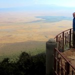 Chris Ngorogoro Crater
