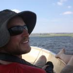 Chobe boat