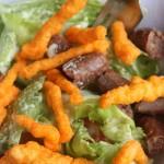 Niknak boerie salad