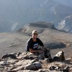 Climbing Canyon